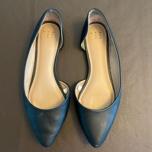 A New Day Black Flats
